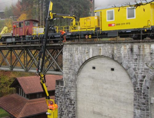 TECNOGEN GENERATORS FOR THE SWISS RAILWAYS